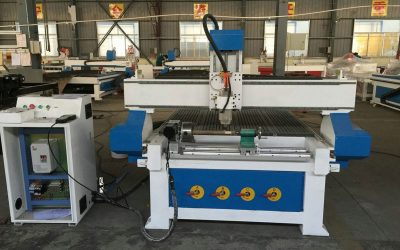 1325 Wood CNC Router With Rotary