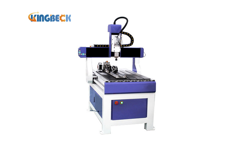 6090 Mini CNC Router With Rotary