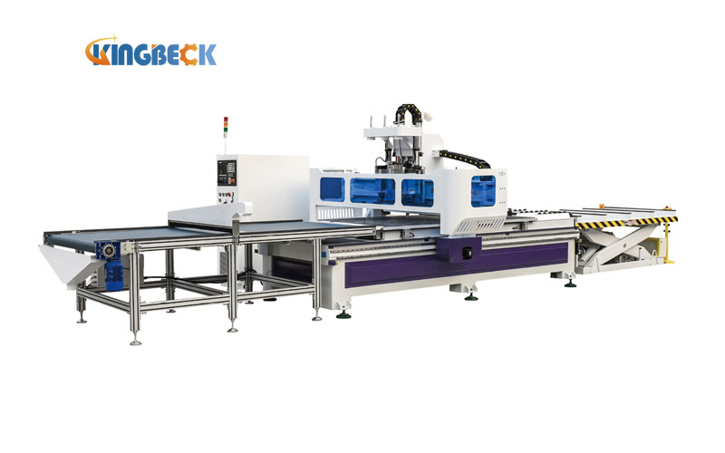 ATC CNC Router for Panel Furniture