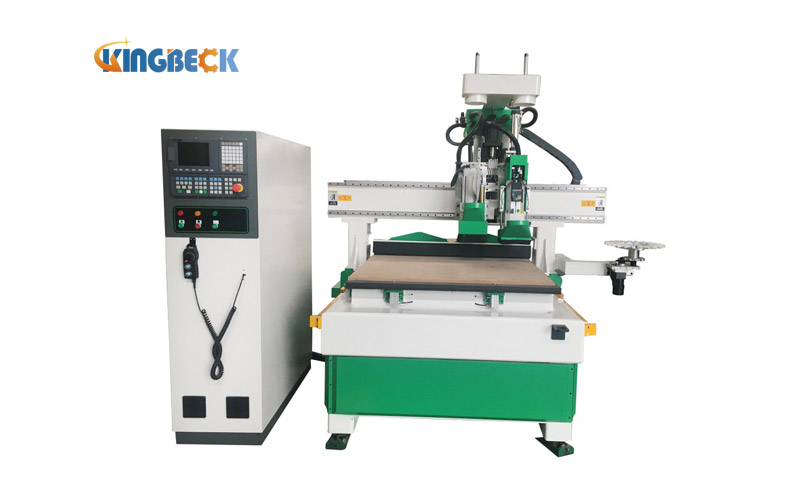 Atc CNC Router With Drilling Unit