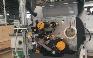 Auto Labelling CNC Router Part