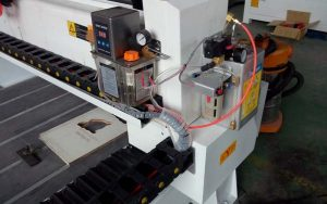 Auto Lubrication and Mist Cooling System