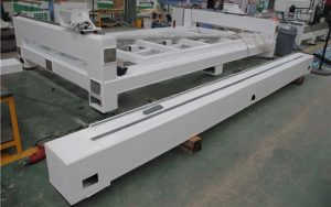 Machine Frame with Steel Square Tube Welding
