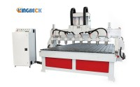 Multi Heads Wood CNC Router Machine