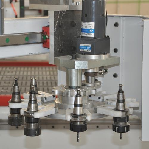 Woodworking Atc Cnc Router Machine Manufacturer Kingbeck Cnc