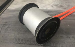 Vacuum Suction for material fix