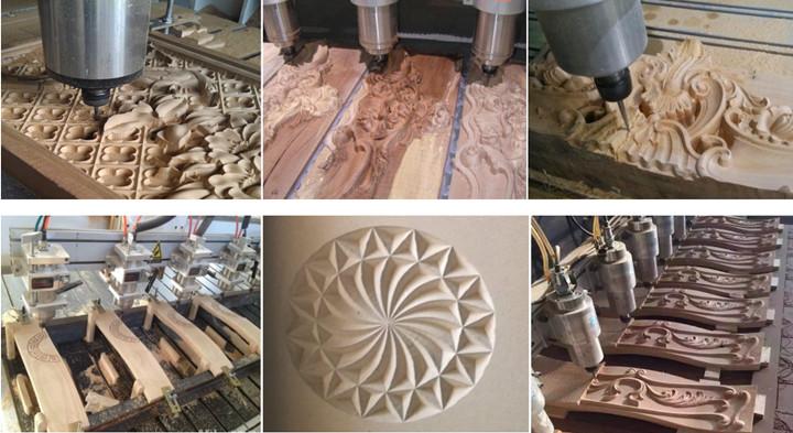 wood funiture making cnc machine