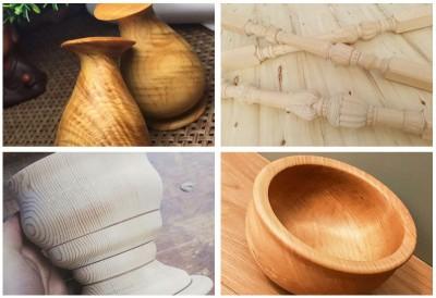 ATC CNC Woodworking Lathe Applications