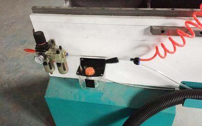 Barometer and oil lubricaiton
