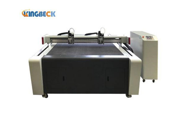 CNC Oscillating Knife EVA Foam Cutting Machine