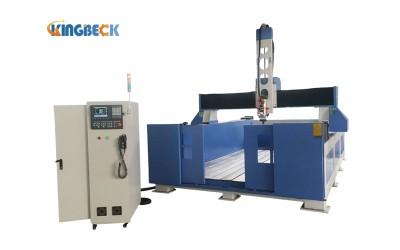 4 Axis EPS Foam Processing CNC Machine