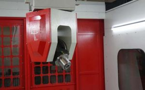 Italy 15Kw ATC spindle and H type 5 axis head
