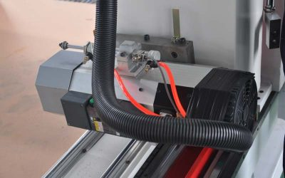 Italy HSD Spindle can rotate 180 degree