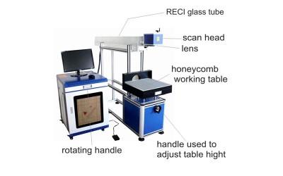 Low Price Laser Marking Machine