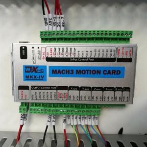 Mach3 Contro System