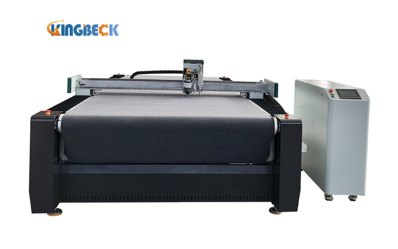 Cnc Vinyl Oscillating Knife Cutting Plotter Machine