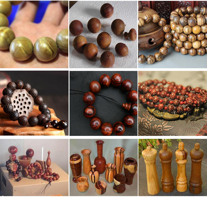 mini cnc wood lathe for wood beads making