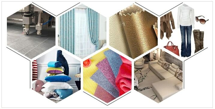 cnc sofa fabric cutting machine