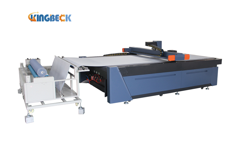 Hotsale Round Knife Fabric Cutting Machine for Sofa Cover