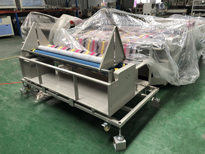 auto feeding fabric cutting machine