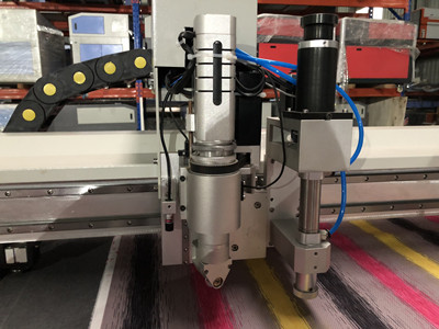 round knife cutting machine for fabric cutting
