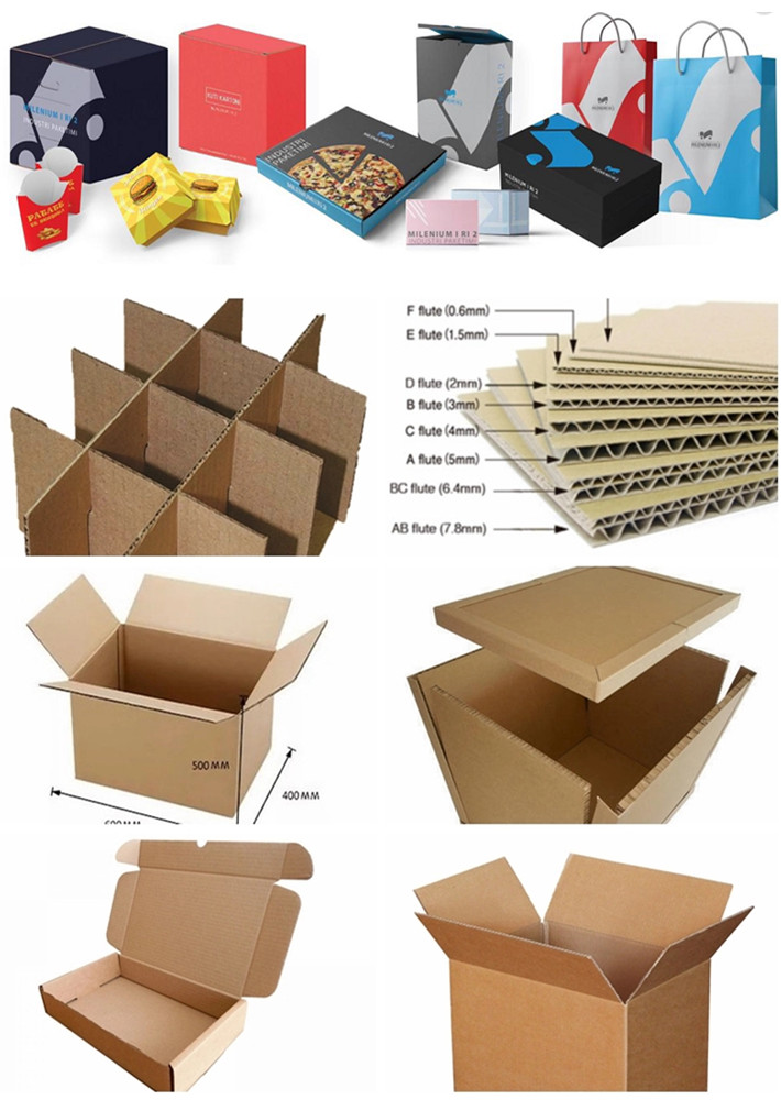 cardboard box cutting carton box cutting