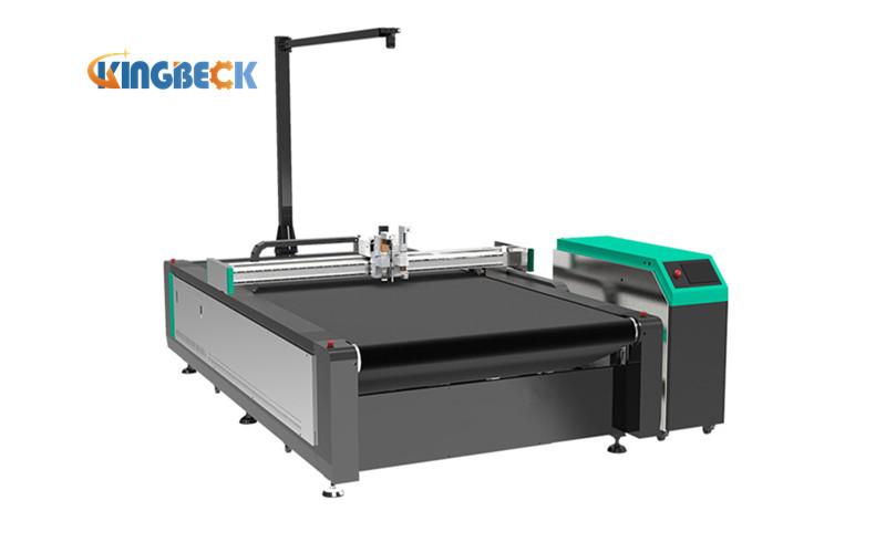 Shoe Pattern Auto Nesting CNC Digital Cutting Machine