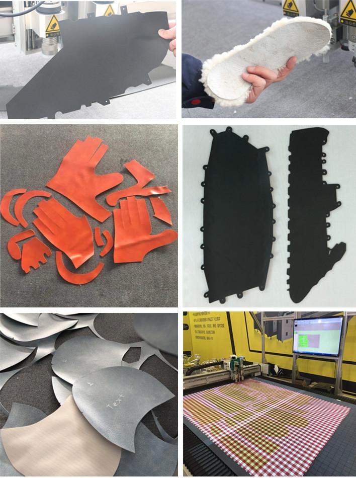 Shoe Pattern Cutting Samples