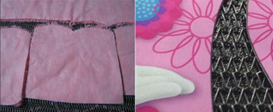 cotton cloth cutting